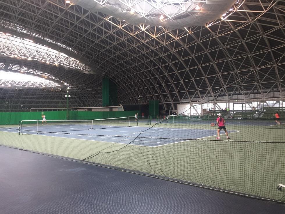 2018明石ジュニアBBD003 撮影:明石市テニス協会