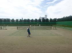 2018個人戦8_撮影:明石市テニス協会