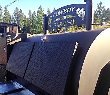 Cowboy Bar-B-Q Hayden, Idaho