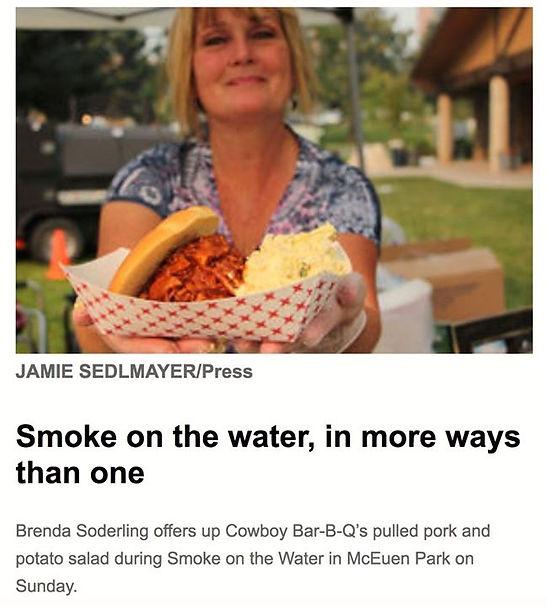 Cowboy Bar-B-Q News