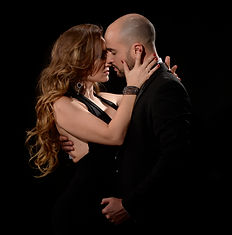 Lorena y gaston tango