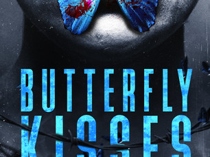 Snippet from my upcoming thriller, BUTTERFLY KISSES
