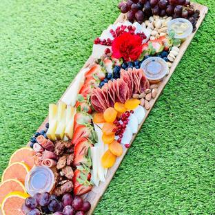 Sweetgrass Grazing Board