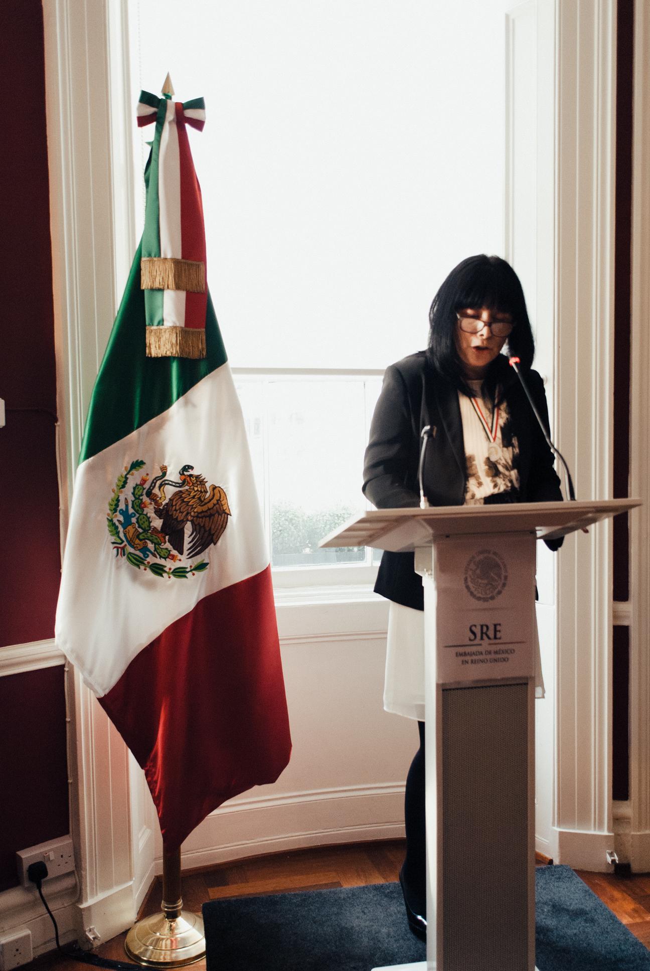 UoM professor receives major honour