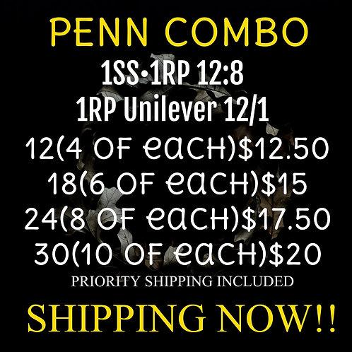 Penn Combo 12/8 and 12/1