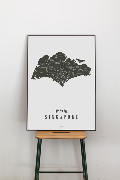Graphia city singapore day this series of graphic map prints are a product of our love and appreciation for the world around us and the cities we live in its an attempt to change gumiabroncs Images