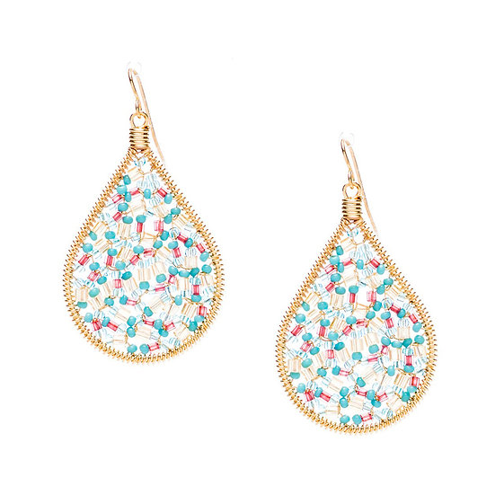 Ipanema Earrings ~ MP19-2