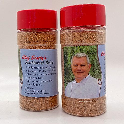 Chef Scotty's Southwest Spice