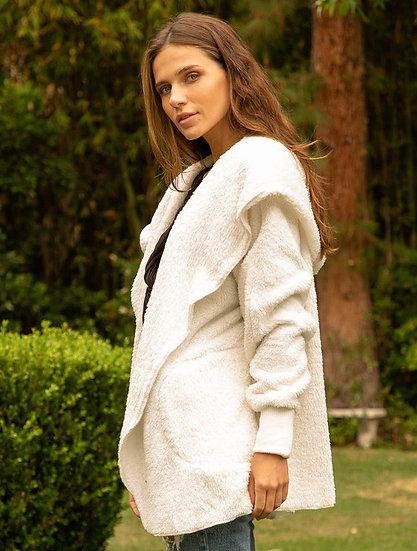 H&T Solid Fleece Jacket