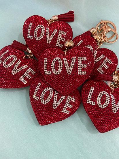 """Share the Love"" Keychain"