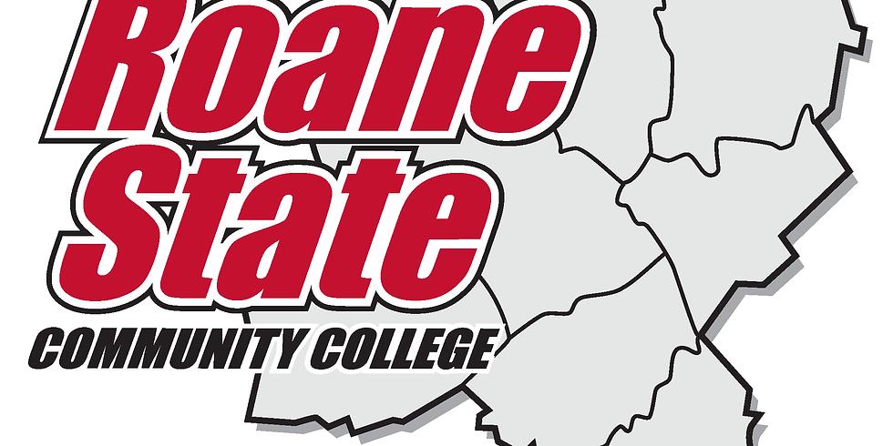 Roane State Live Virtual Pitch