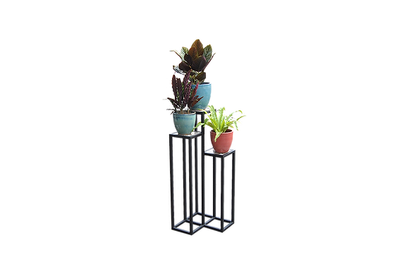 NYC FLOWER POT STAND