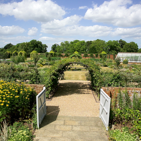 Eight gardens to visit all year round with Visit Heritage