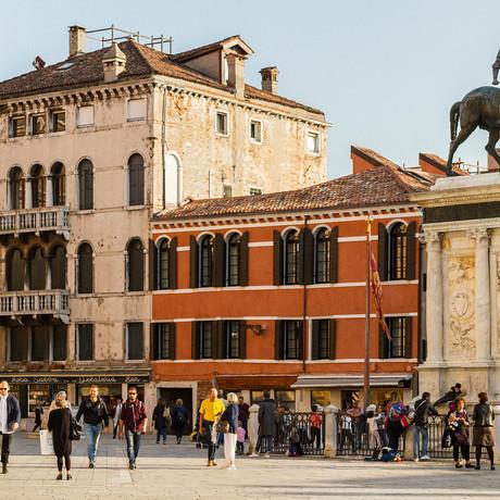 A Postcard from Palazzo Cristo, Venice