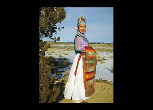 Miss Southwest Two-Spirit 2019 Snow Oter