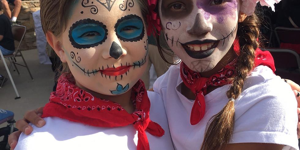 Day of the Dead ~ Dia de los Muertos