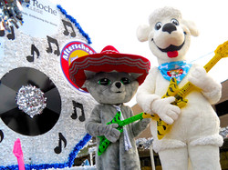 Manny Cat® and Jake Poodles® Rock!