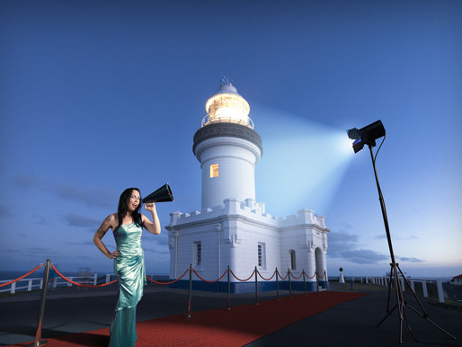Byron Bay International Film Festival major sponsorship