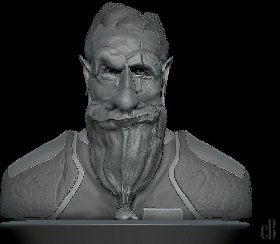 capt. fancy beard