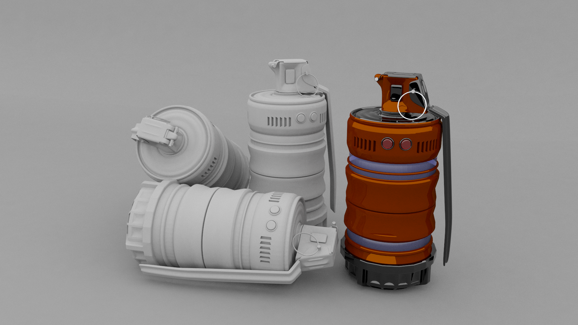 Flash Grenade Concept