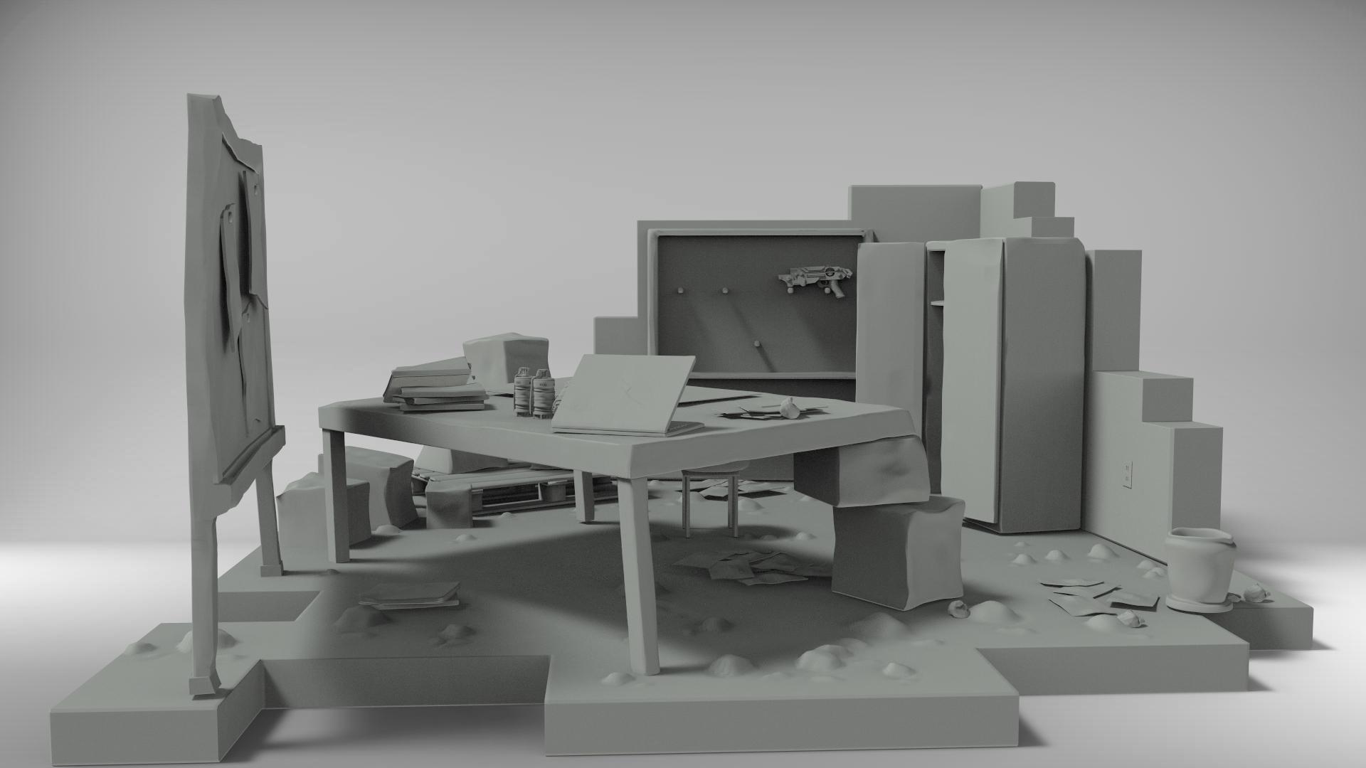 Mini Environment