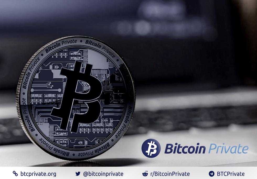 bitcoin privite promo graphic
