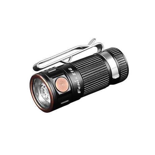 Authentic Fenix E16 Mini LED Flashlight