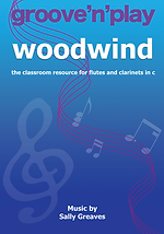 groove'n'play Woodwind whole class instrumental programme by Sally Greaves