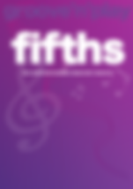 groove'n'play FIFTHS multi-instrumental by Sally Greaves