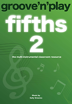 groove'n'play FIFTHS2 multi instrumental by Sally Greaves