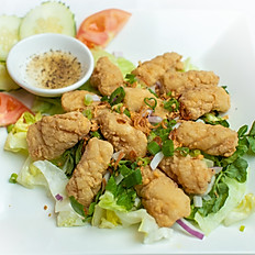 RED SEA CALAMARI - MỰC RANG MUỐI