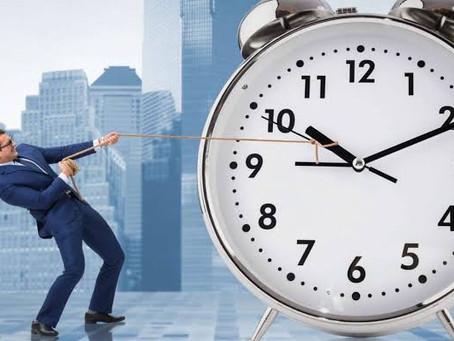 Cómo lograr más aunque le falten horas a tu día