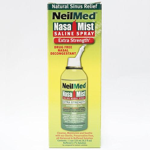 (Bundle of 2 bot) Neilmed Hypertonic Saline Spray (125mL)