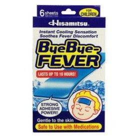 (Bundle of 2 Packets) Bye Bye Fever (Children) 6's