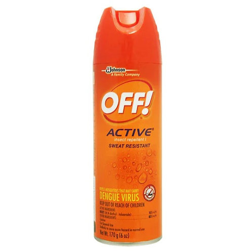 OFF Insect Repellent Spray 170g