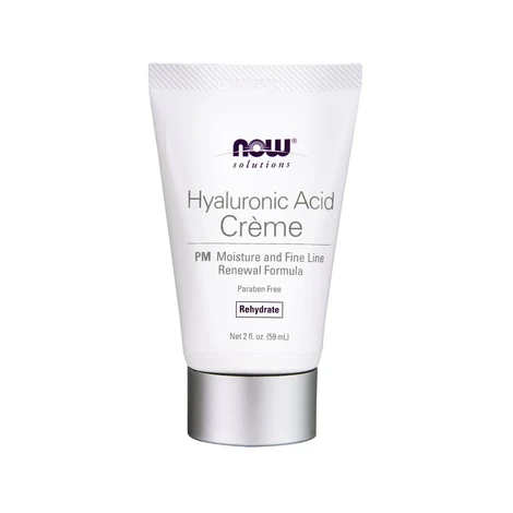 NOW Hyaluronic Acid Crème PM 59mL