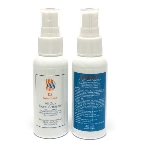 (Bundle of 5 bots) DS Skin Clinic™  All-Day Hand Sanitizer 45mL