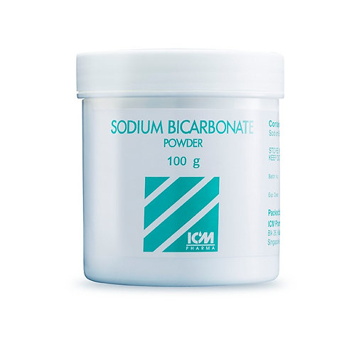 (Bundle of 6) Sodium Bicarbonate Powder 100g