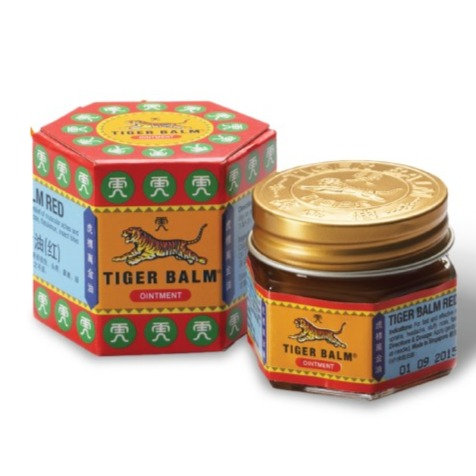 Tiger Balm Ointment (Red) 30g