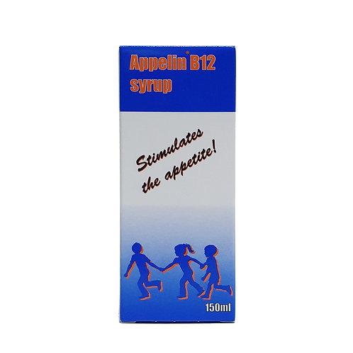 (Bundle of 2 bottles) Appelin-B12 Syrup 150mL