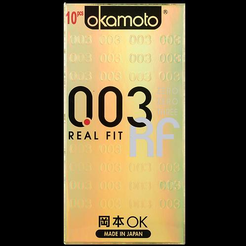Okamoto 003 Cool Condoms 10's