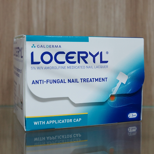 Loceryl 5% Medicated Nail Lacquer 2.5mL
