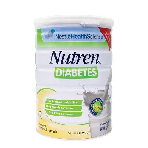 (Bundle of 2 Tins) NUTREN Diabetes Van 800g