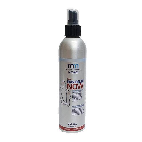Mountain Medicinals PRN Pain Relief Now Original 250mL