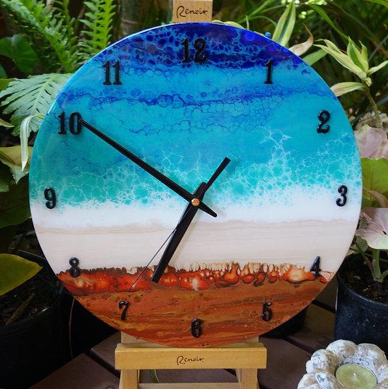Timeless Kimberley Coastline and Cable Beach Series clocks