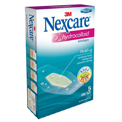 Nexcare Hydrocolloid Bandage 5's