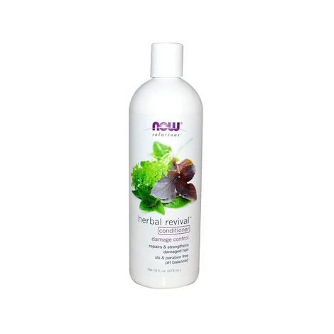 NOW Herbal Revival Conditioner 473mL
