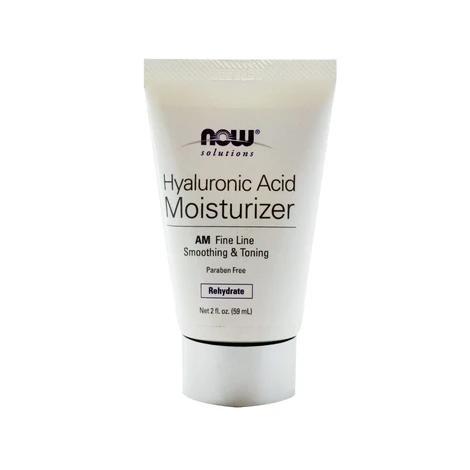 NOW Hyaluronic Acid Moisturizer 59mL