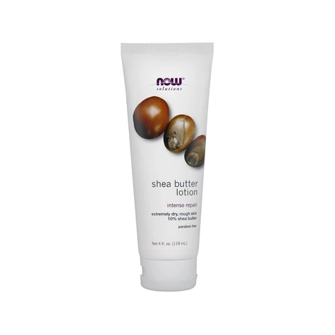 NOW Shea Butter Lotion 118mL