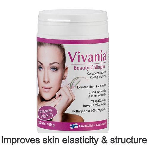 Hankintatukku Vivania Beauty Collagen tabs 180's